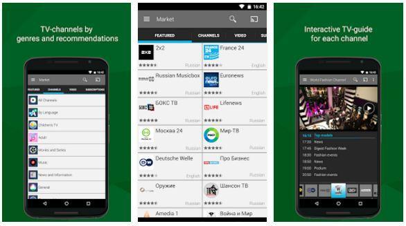 Streaming TV indonesia dan internasional