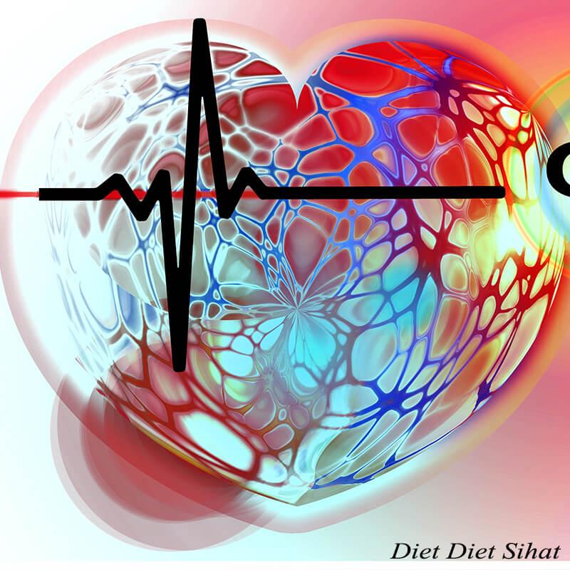 cara menjaga kesihatan jantung ialah makan shaklee