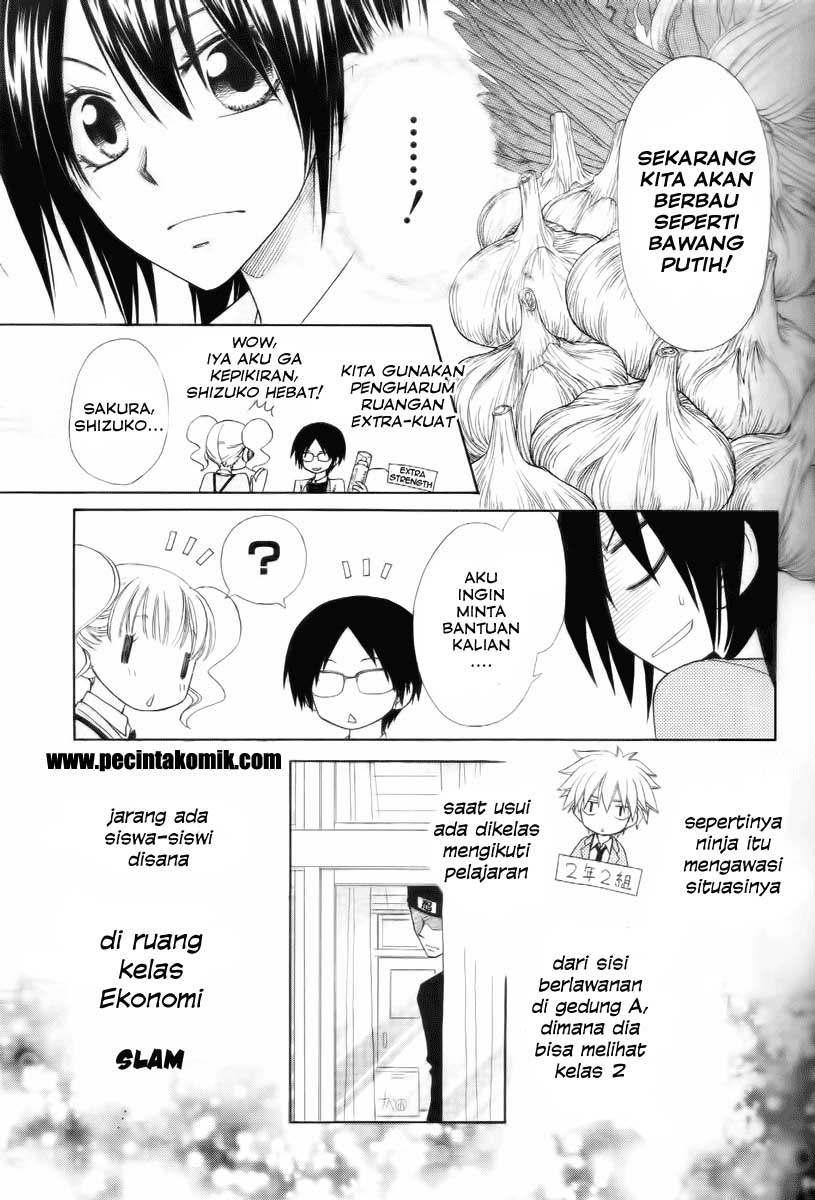 Kaichou Wa Maid Sama Chapter 53-11