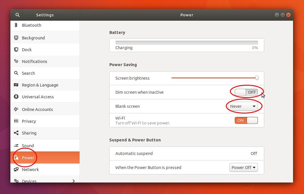 Ubuntu Buzz !: Disable Lock Screen on Ubuntu 17 10 and 18 04