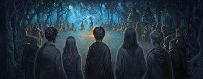 HP e i Doni della Morte: La Pietra della Resurrezione