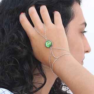 DIY Slave bracelets