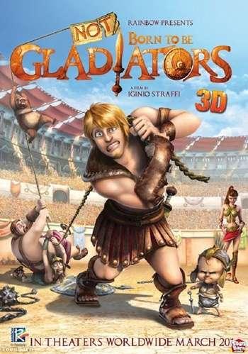 Gladiators of Rome (2012) DVDRip Latino