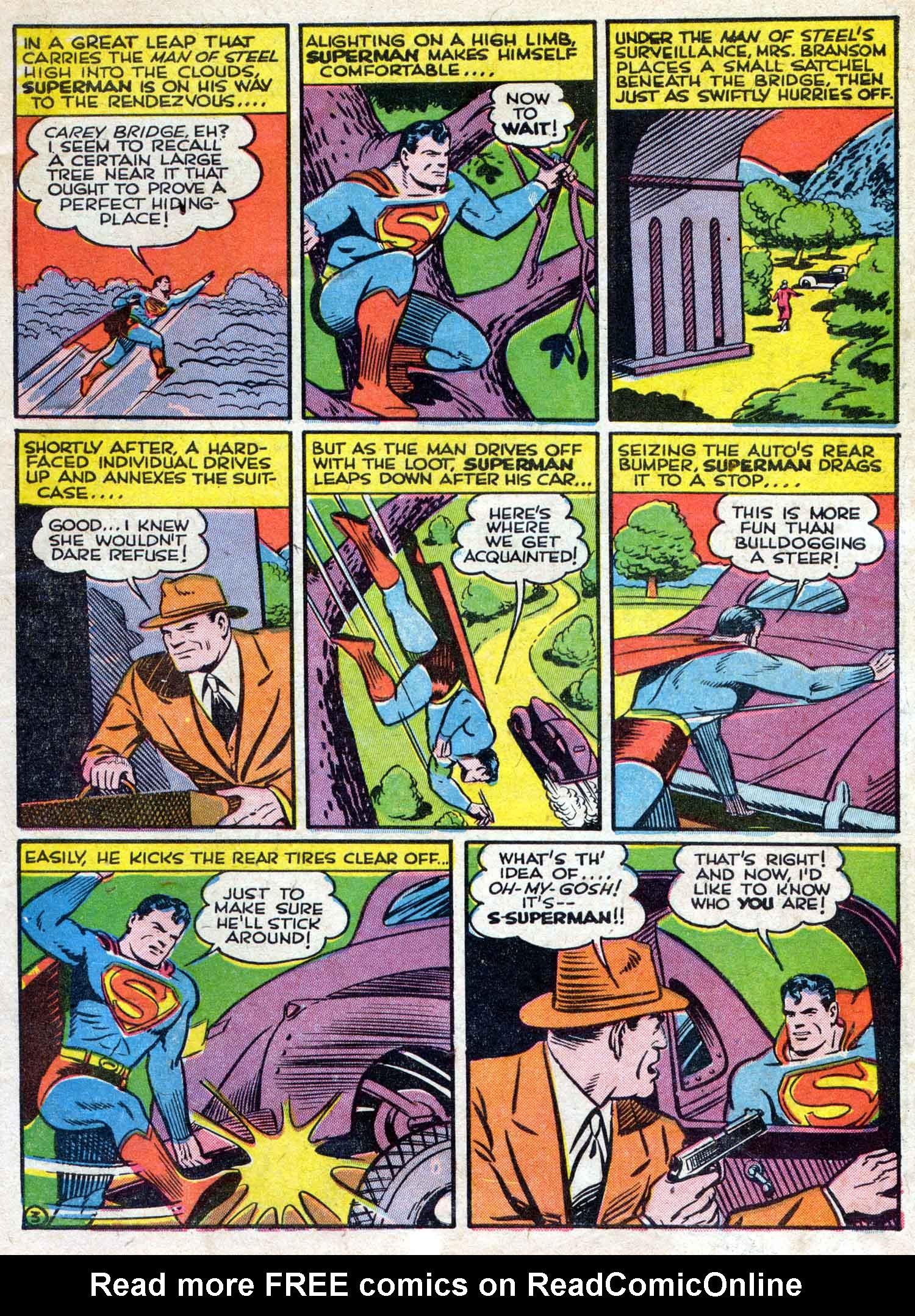 Action Comics (1938) 42 Page 3