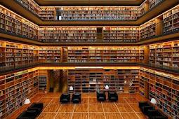 Buku-Buku yang Tak Tersentuh