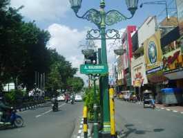 Jl. Malioboro Jalan Legendaris di Yogyakarta