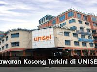 Jawatan Kosong di Universiti Selangor UNISEL - Borang Permohonan Disini