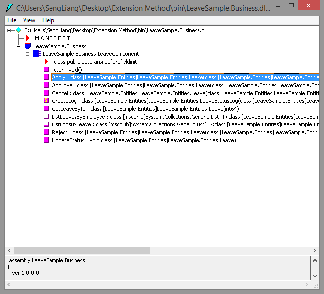 C# Extension Methods Performance   Sylvester's Knowledge Base