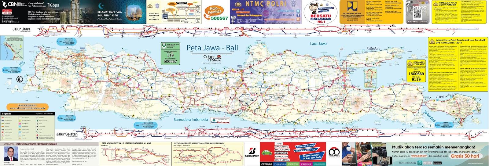 ... JALUR MUDIK LEBARAN / IDUL FITRI 2017   PENDIDIKAN KEWARGANEGARAAN
