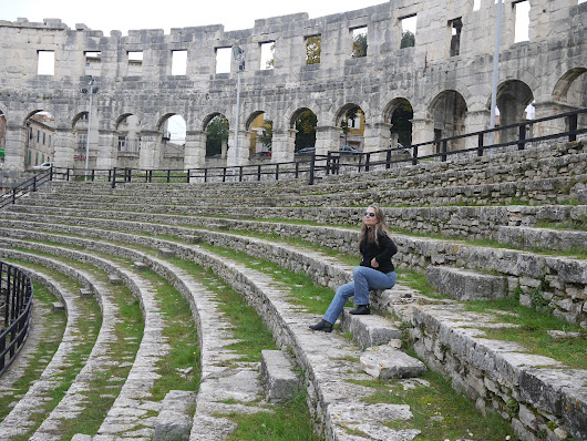 Postcards from the Underworld: Meditations on a Roman Amphitheater