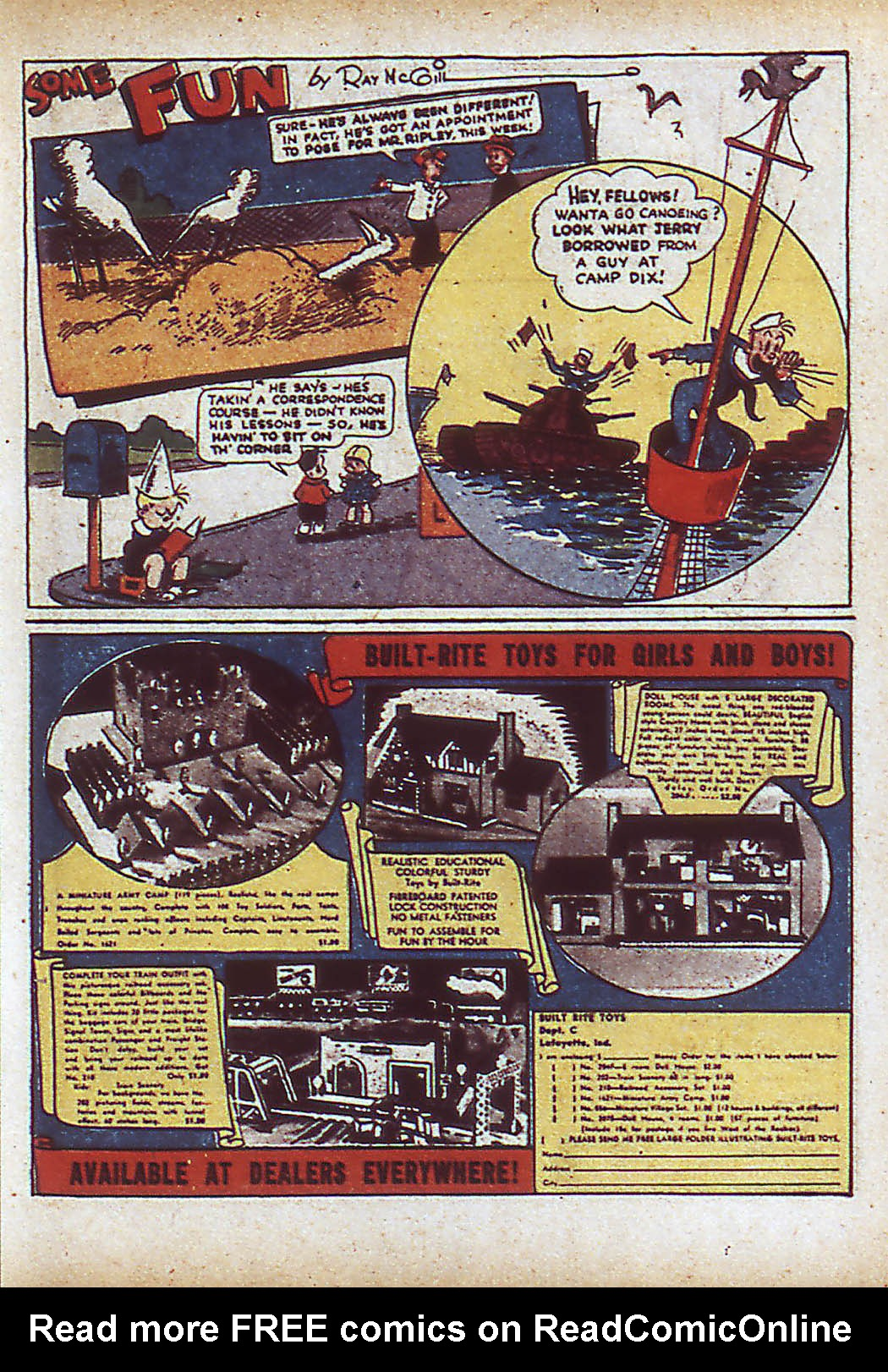 Read online Action Comics (1938) comic -  Issue #43 - 17