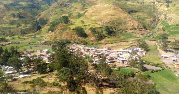 EL CORREDOR DE SAN MIGUEL: ÚNICO EN LA PROVINCIA DE CANTA