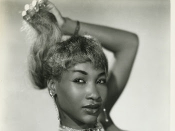 "Secret History of The Black Pinup: Lottie ""The Body"" Graves"