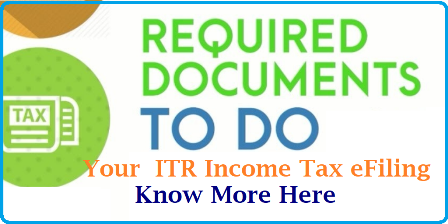 Required Documents to do your ITR Income Tax eFiling - Know More Here/2019/05/required-documents-for-itr-income-tax-efiling-know-here.html