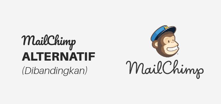 Pesaing MailChimp - 7 Alternatif MailChimp Populer