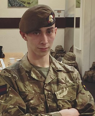 Soldiers serving in Queen's elite, Grenadier Guards charged with robbery