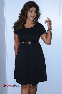 Tollywood Actress Geethanjali Thasya Latest Pos in Black Short Dress at Nanna Nenu Na Boyfriends Audio Launch  0011.JPG