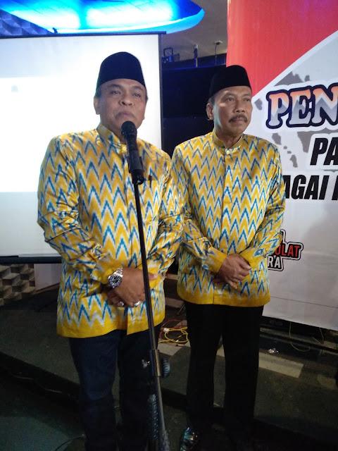 Ini Alasan Tafa'dal Kampanye Perdana di Amali