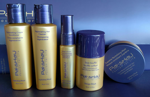 pai-shau hair products