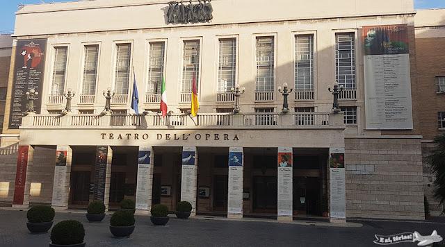Teatro dell'Opera, Roma, Itália