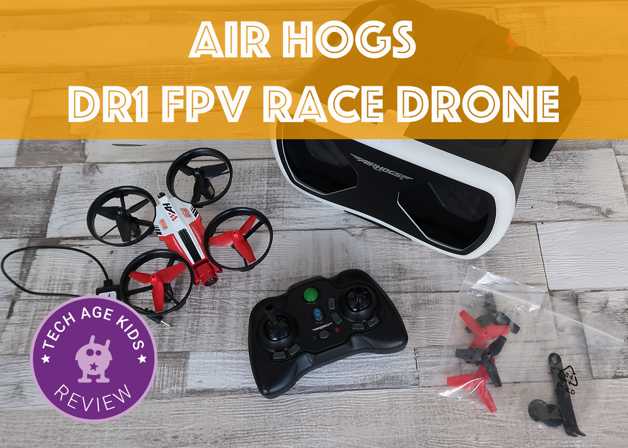Air Hogs FPV DR1 Racer Drone Review
