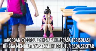 Ketahuilah Bahaya Cyberbullying: Depresi Hingga Bunuh Diri