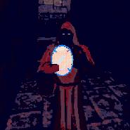 Jogo de terror online de graça 3D em uma dungeon bizarra infestada de criaturas estranhas.