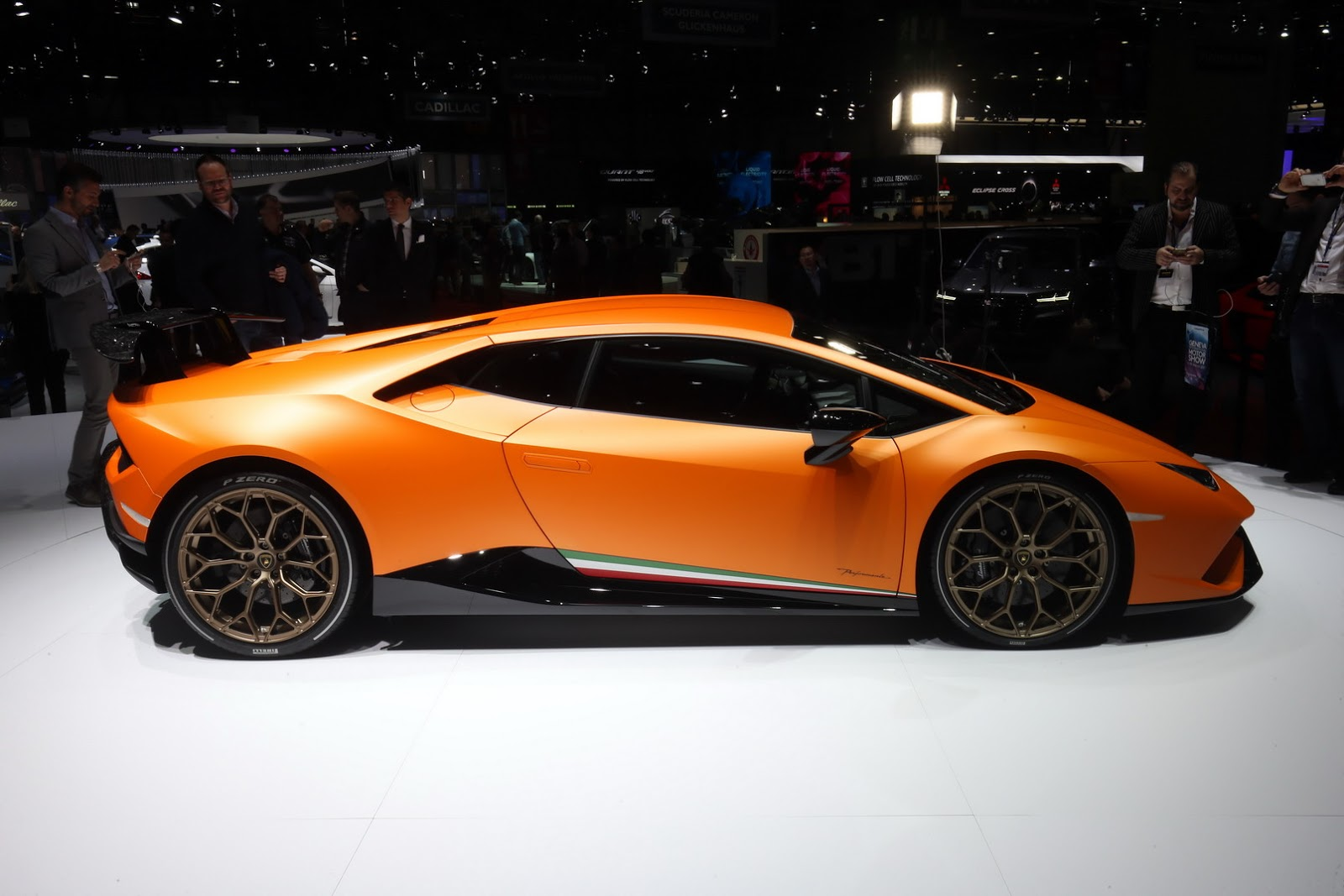 Lamborghini Shows No Signs Of Ditching N/A Engines