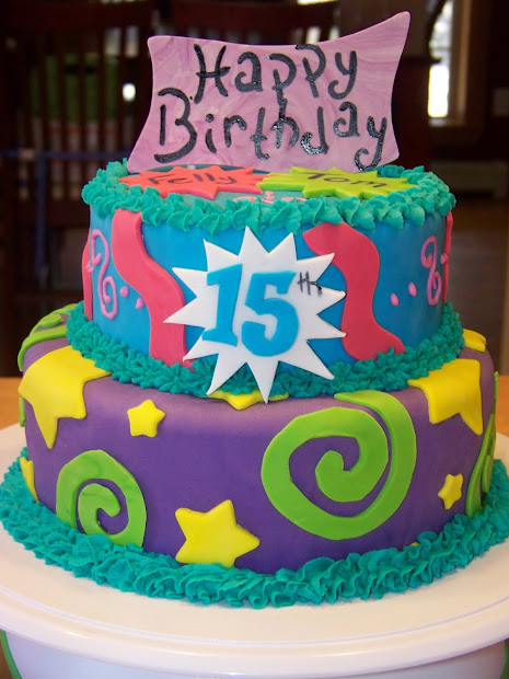 20 15 Birthday Cake With It On Pictures And Ideas On Meta Networks
