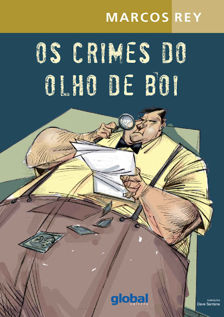 Os crimes do olho de boi - Marcos Rey