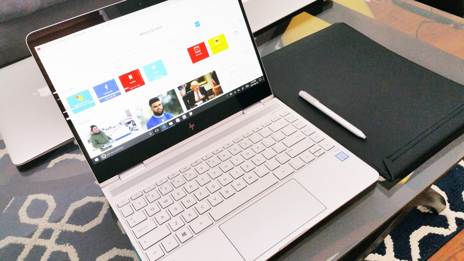 The Hp Spectre X360 133 Touchscreen Pen Model 13 Ac010ca Huawei Ascend Y520 Kitkat Dual Camera Hitam If You Think About It Comes With So Much More Performance And Accessories For Price Pay Especially When Compared To A Macbook Pro Or