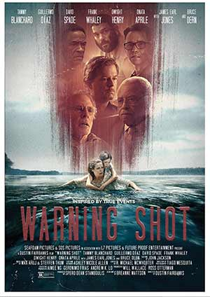 Warning Shot 2018 English Movie HDRip 720p ESubs
