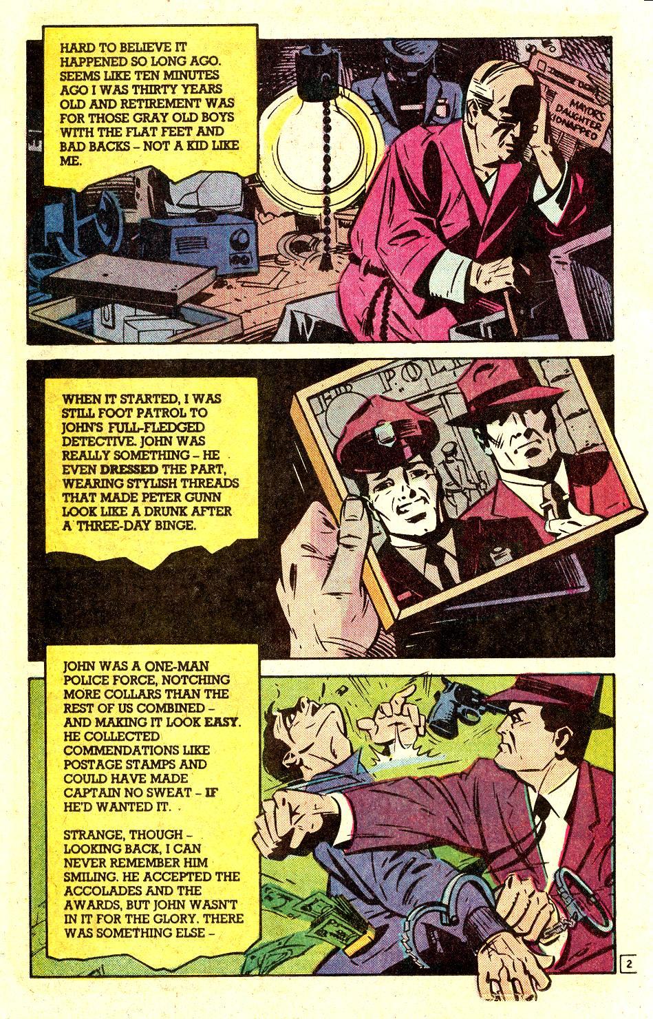 Read online Secret Origins (1986) comic -  Issue #35 - 25