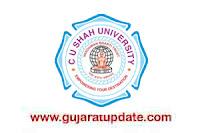 C.U.Shah University Recruitment for Vice Chancellor & Principal Posts 2018