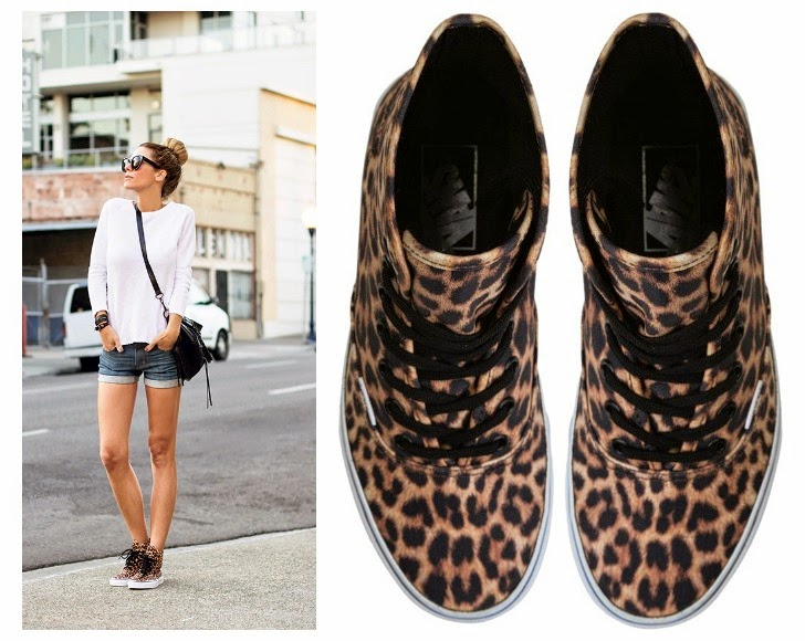 03581c00ef Cool Leopard Sneakers For You  Casual Vans Leopard Sneakers High ...