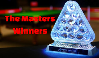 defabet, the masters, snooker, championship, champions, winners, history,all-time, list.
