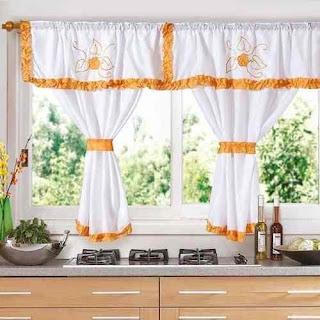 Cortinas para la cocina, hogar y decoración