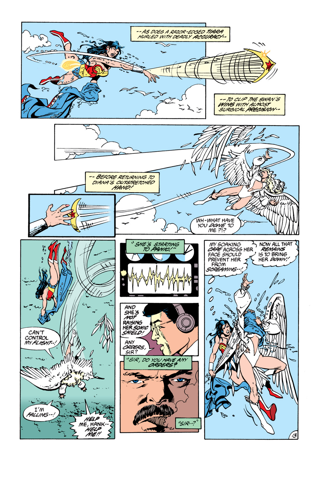 Read online Wonder Woman (1987) comic -  Issue #16 - 14