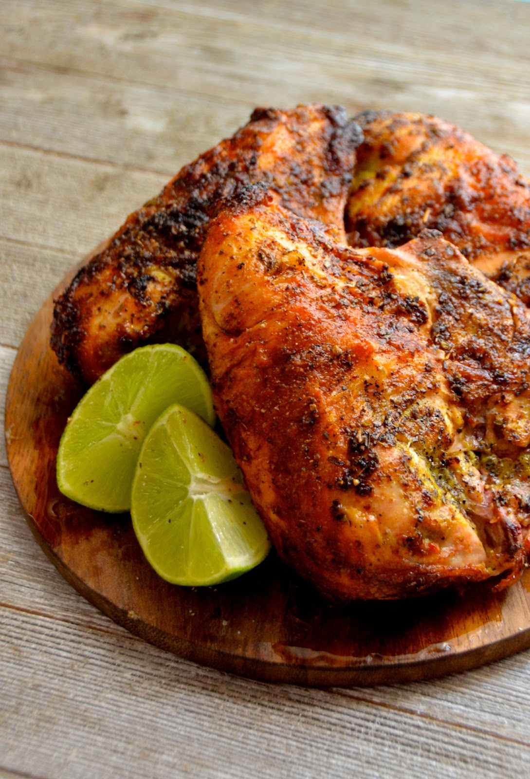 how to make spicy baked chicken breast