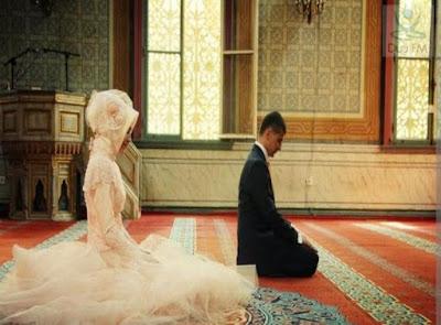 سبحانك ربي هذا هو الاعجاز العلمى في ركعتى ليله الزفاف ؟ (سبحان الله )