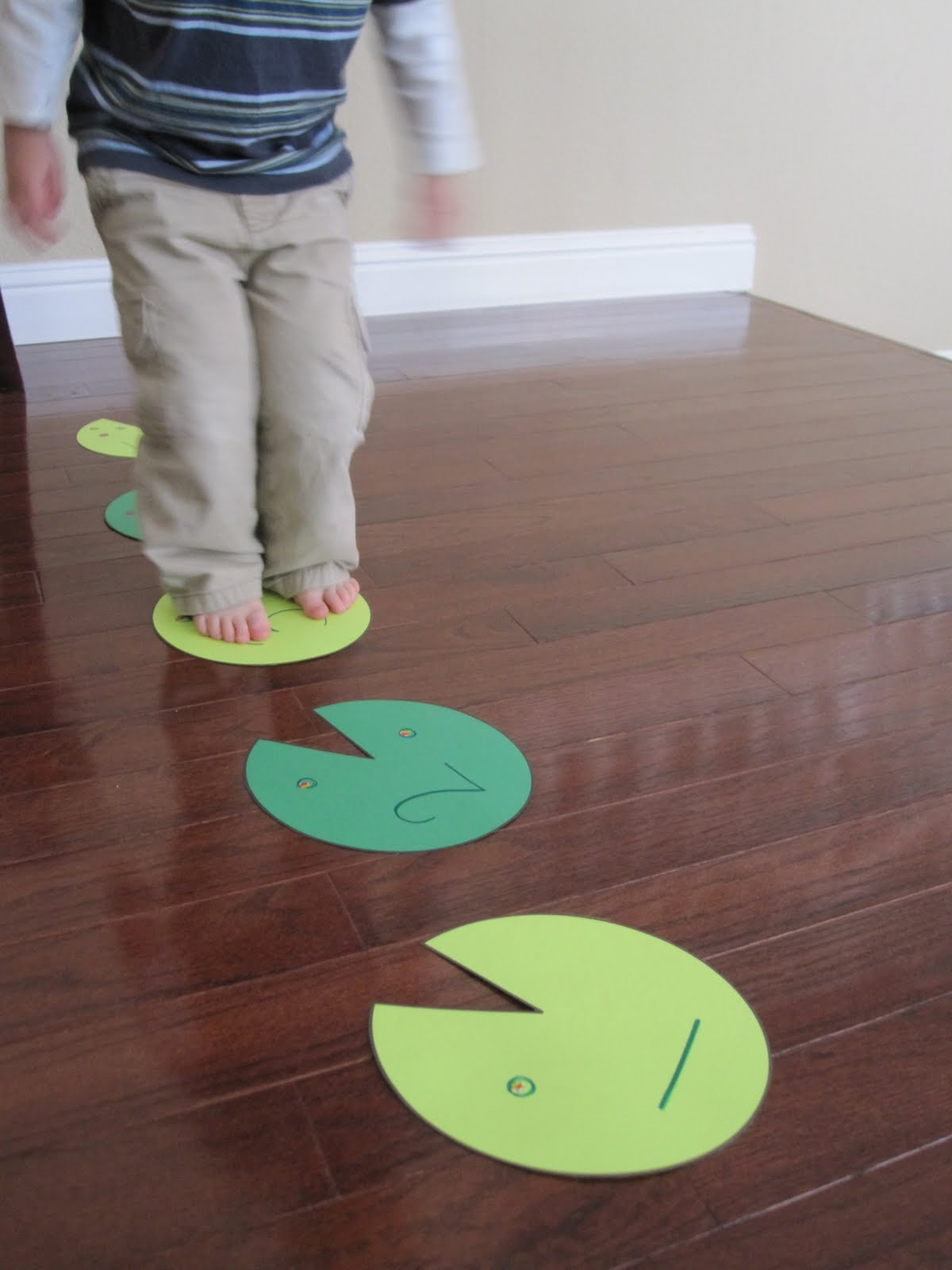 Toddler Approved Lily Pad Hop