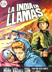 La India en llamas (1959) DescargaCineClasico.Net