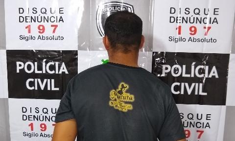 Polícia Civil prende acusado de estupro em Junco do Seridó
