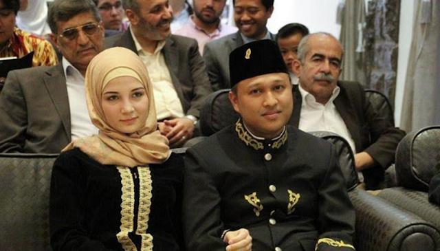 Gadis Cantik Suriah Ini Dinikahi Pemuda Indonesia, Maharnya Sungguh Tak Disangka!