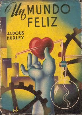 Resultado de imagen de novela un mundo feliz