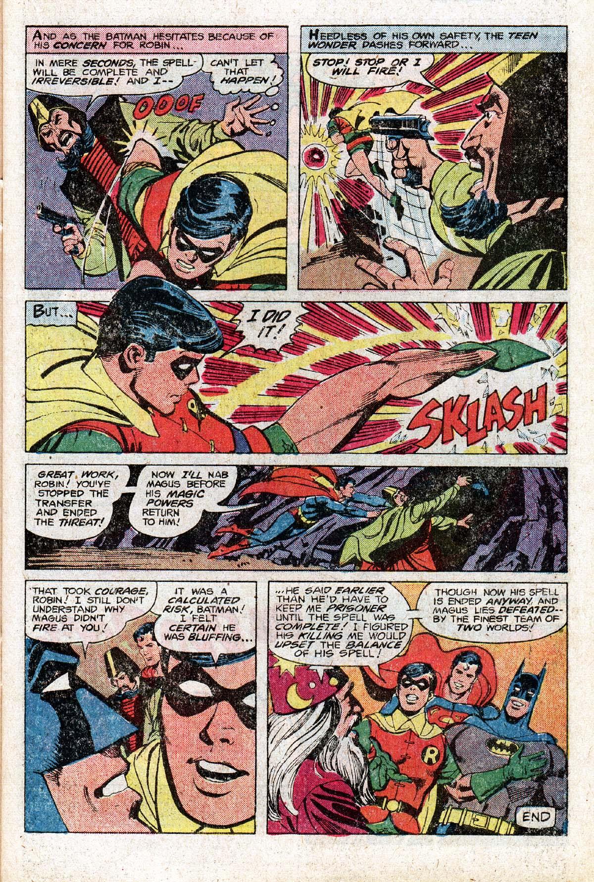 Read online World's Finest Comics comic -  Issue #265 - 19