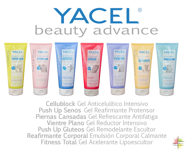 Gama Completa Yacel Beauty Advance de Phergal Laboratorios