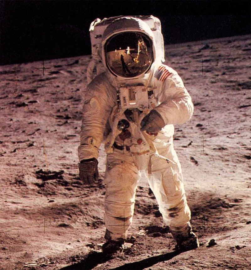 First Moon Landing for Kids - What Year was the First Moon ...