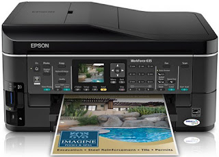 Epson Workorce 635 Driver Download - Windows, Mac OS and Linux