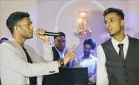TeeJay & MC SAI Performing at ATHISAYAM 2015